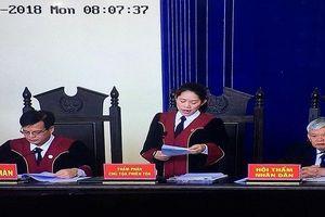 Xét xử vụ Phan Văn Vĩnh: Nhiều luật sư xin vắng mặt một số buổi