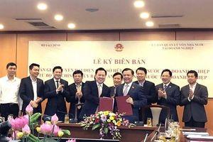 Bộ Tài chính bàn giao SCIC sang Ủy ban Quản lý vốn nhà nước
