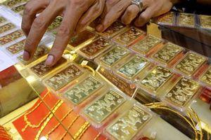 Giá vàng nhích tăng sau chuỗi giảm