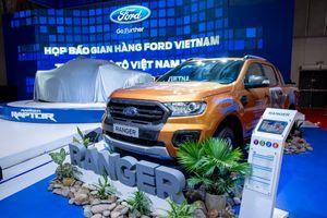 Ford Việt Nam tiếp nối đà tăng trưởng với doanh số tháng 10 tăng 12%