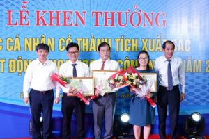 Đà Nẵng: Khen thưởng 72 công trình nghiên cứu khoa học công nghệ xuất sắc năm 2018
