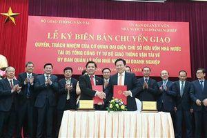 Sau Công Thương, Tài Chính, Bộ Giao thông vận tải bàn giao 5 doanh nghiệp về 'Siêu Ủy ban'