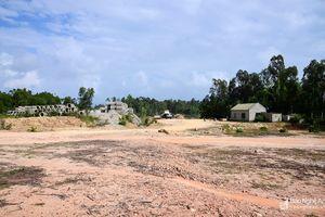 Người dân T.X Hoàng Mai 'sống mòn' bên dự án chậm tiến độ