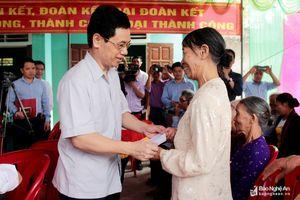 Đồng chí Nguyễn Xuân Sơn: Khơi dậy truyền thống dân tộc, đoàn kết xây dựng quê hương