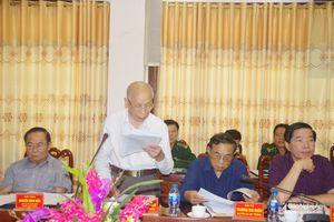 Hội thảo 'Lịch sử Bộ đội biên phòng tỉnh Nghệ An' giai đoạn 1959 - 2019