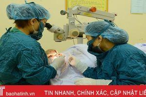 Nhiều bệnh viện ở Hà Tĩnh hoạt động trong nỗi lo... hết quỹ!