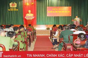 Giáo dục pháp luật cho gia đình phạm nhân ở Trại giam Xuân Hà