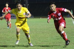 Hòa 1-1 với U.21 HAGL, U.21 SLNA chính thức dừng bước