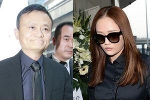 Tỷ phú Jack Ma, Trần Kiều Ân cùng nhiều nghệ sĩ vội vã đến Hong Kong dự tang lễ Kim Dung