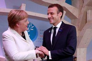 Khai mạc Diễn đàn Hòa bình Paris, điểm hẹn các sáng kiến về quản trị