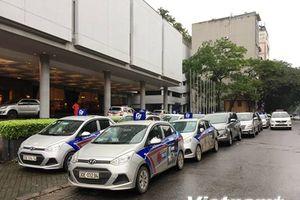 Ra mắt thương hiệu taxi lớn nhất Hà Nội, cạnh tranh 'gã khổng lồ' Grab