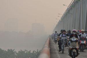 Thời tiết ngày 12/11: Hà Nội mưa mù, Nam Bộ nắng