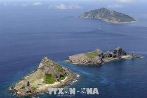 Nhật Bản cáo buộc 4 tàu hải cảnh Trung Quốc xâm phạm lãnh hải