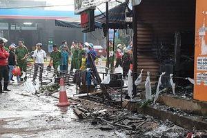 Khởi tố, bắt tạm giam đối tượng đốt shop hoa khiến 2 người tử vong