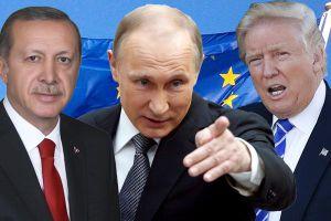 'Cuộc chơi' với bộ đôi Trump-Putin, Thổ Nhĩ Kỳ đang 'điều khiển' cả Nga, Mỹ ở Syria?