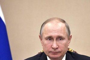 Lý do TT Putin đích thân tới Singapore và mục tiêu 'xoay trục' sang châu Á