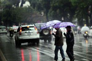 Dự báo thời tiết 13/11: Bắc Bộ tiếp tục có mưa, trời se lạnh