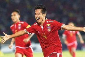 ĐTQG Campuchia thua ngược trong trận đấu ra mắt của HLV K. Honda
