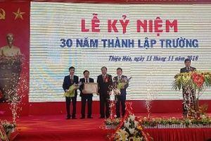 Thanh Hóa: Trường THPT Nguyễn Quán Nho kỷ niệm 30 năm thành lập