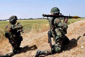 Khủng bố ở Hama lại tấn công quân đội Syria