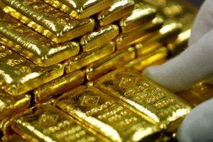 Giá vàng châu Á vẫn gần mức thấp nhất một tháng qua