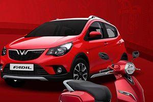 Ô tô VinFast sẽ cạnh tranh cùng với Toyota Wigo, Hyundai i10?