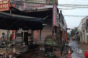 Vụ cháy tiệm hoa khiến con gái và nữ nhân viên thiệt mạng: Tạm giữ người tình của mẹ