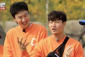 Running Man 425: Lee Kwang Soo soán ngôi Kim Jong Kook trở thành 'người nguy hiểm nhất' chương trình