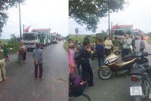 Nam Định: Gây ô nhiễm môi trường, bãi rác bị người dân 'phong tỏa'