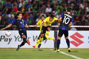 Thắng đậm Lào, đội tuyển Malaysia sẵn sàng cho trận gặp Việt Nam