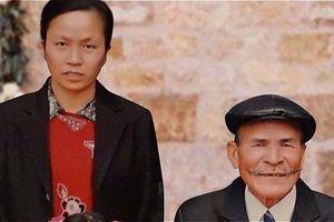 Tình yêu 'sét đánh' của cụ ông 78 và vợ kém 40 tuổi