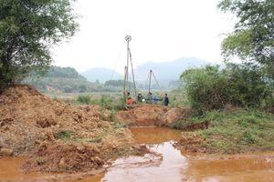 Thái Nguyên: Công bố nguyên nhân sụt lún đất - Người mừng kẻ lo