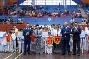 Giải vô địch Suzucho Karate - Do mở rộng lần thứ V: Chiến thắng lớn nhất là chiến thắng chính mình