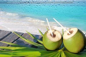 5 điều cần nhớ để uống nước dừa đúng cách hiệu quả