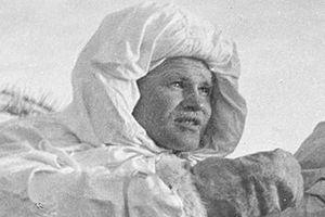 Phát xít run sợ trước huyền thoại lính bắn tỉa nào của Liên Xô?