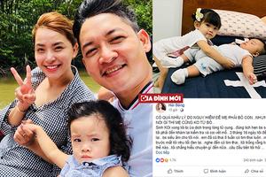Ca sĩ Hải Băng bất ngờ chia sẻ đang mang thai 8 tuần sau 3 tháng sinh con thứ hai