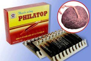 Thuốc Philatop 'thần thánh' một thời: Được chế tạo từ nhau thai người