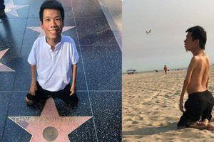 Chi tiết bất thường việc nghệ sĩ Việt đầu tiên 'được vinh danh trên Đại lộ Danh Vọng'