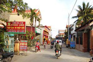 Xã biển Cảnh Dương (Quảng Bình) với vấn đề rác thải