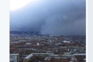 Nga: 'Sóng thần' tuyết như 'nuốt chửng' Siberia
