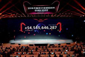 Ngày mua sắm 'Độc thân' của Alibaba thu về gần 10 tỷ USD trong giờ đầu tiên