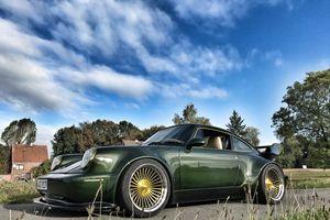 Porsche 911 Turbo 1993 được 'độ' hàng độc, mỗi năm chỉ có 1 chiếc