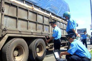 Đề nghị kiểm soát 24/24h ngăn xe quá tải tái xuất