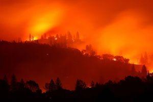 Quy mô phá hủy kinh hoàng trong cháy rừng ở California (Mỹ)