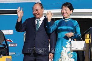 Thủ tướng dự Hội nghị Cấp cao ASEAN lần thứ 33 tại Singapore