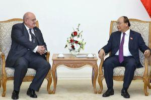 Còn nhiều tiềm năng để nâng kim ngạch thương mại giữa Việt Nam và Brazil
