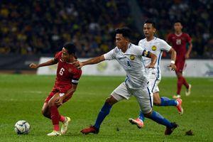 Malaysia quyết thắng đậm Lào, chiếm ưu thế trước tuyển Việt Nam