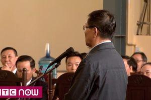 Toàn cảnh phiên tòa xét xử ông Phan Văn Vĩnh sáng 12/11