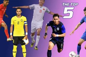 Fox sports 'gọi tên' Nguyễn Anh Đức trong top 5 cầu thủ ấn tượng nhất trận ra quân tại AFF Cup