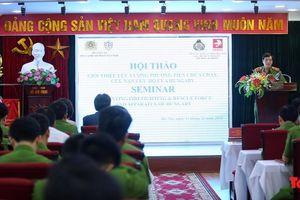 Thiếu tướng Đoàn Việt Mạnh: Hướng tới một lực lượng Cảnh sát PCCC và CNCH hiện đại, tinh nhuệ tầm cỡ quốc tế